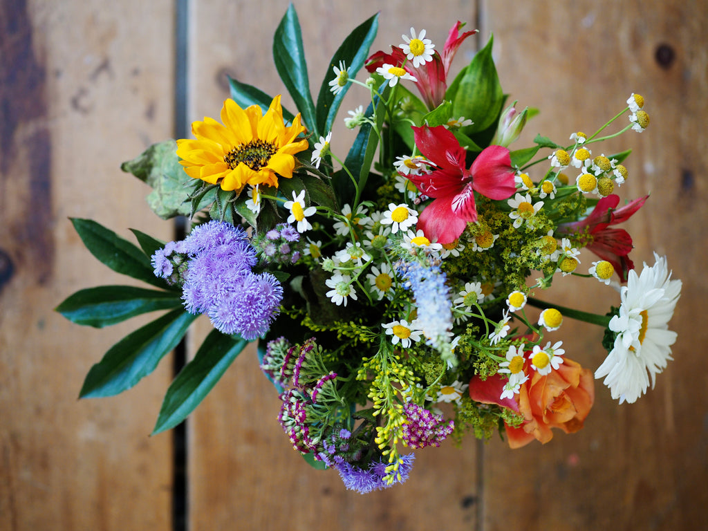 POP UP FLOWER SHOP - WED 12 DEC