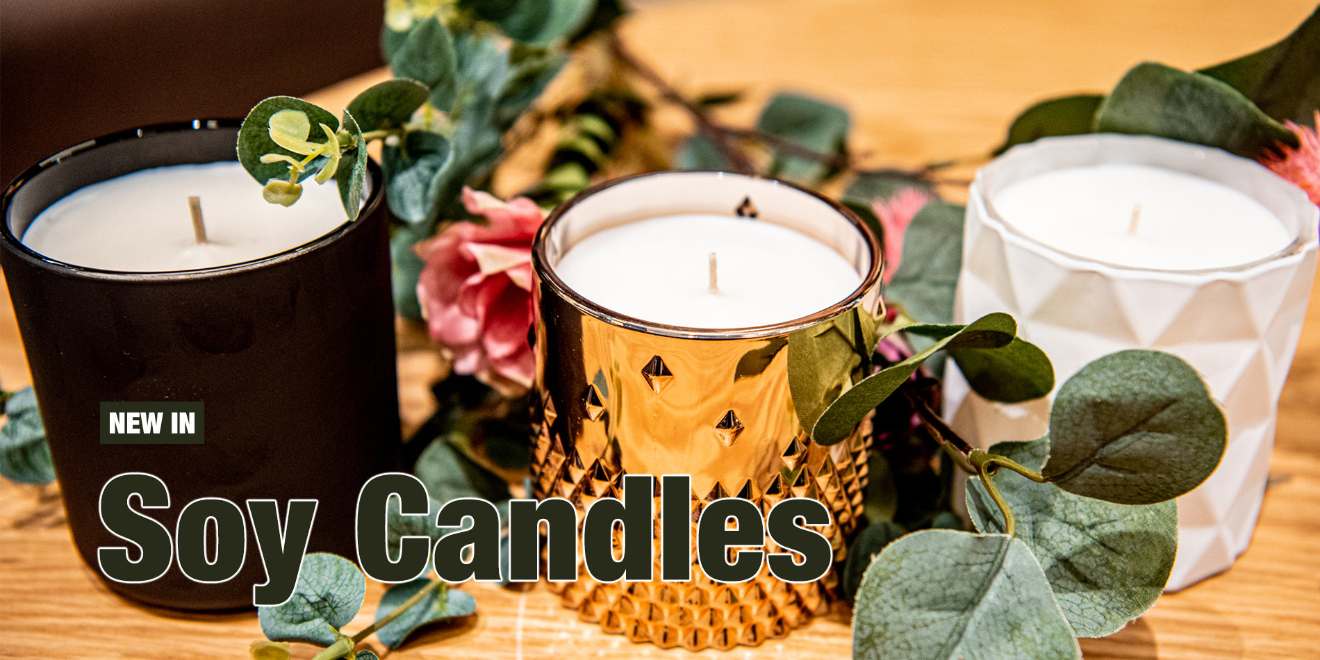 carousel New in - Candles