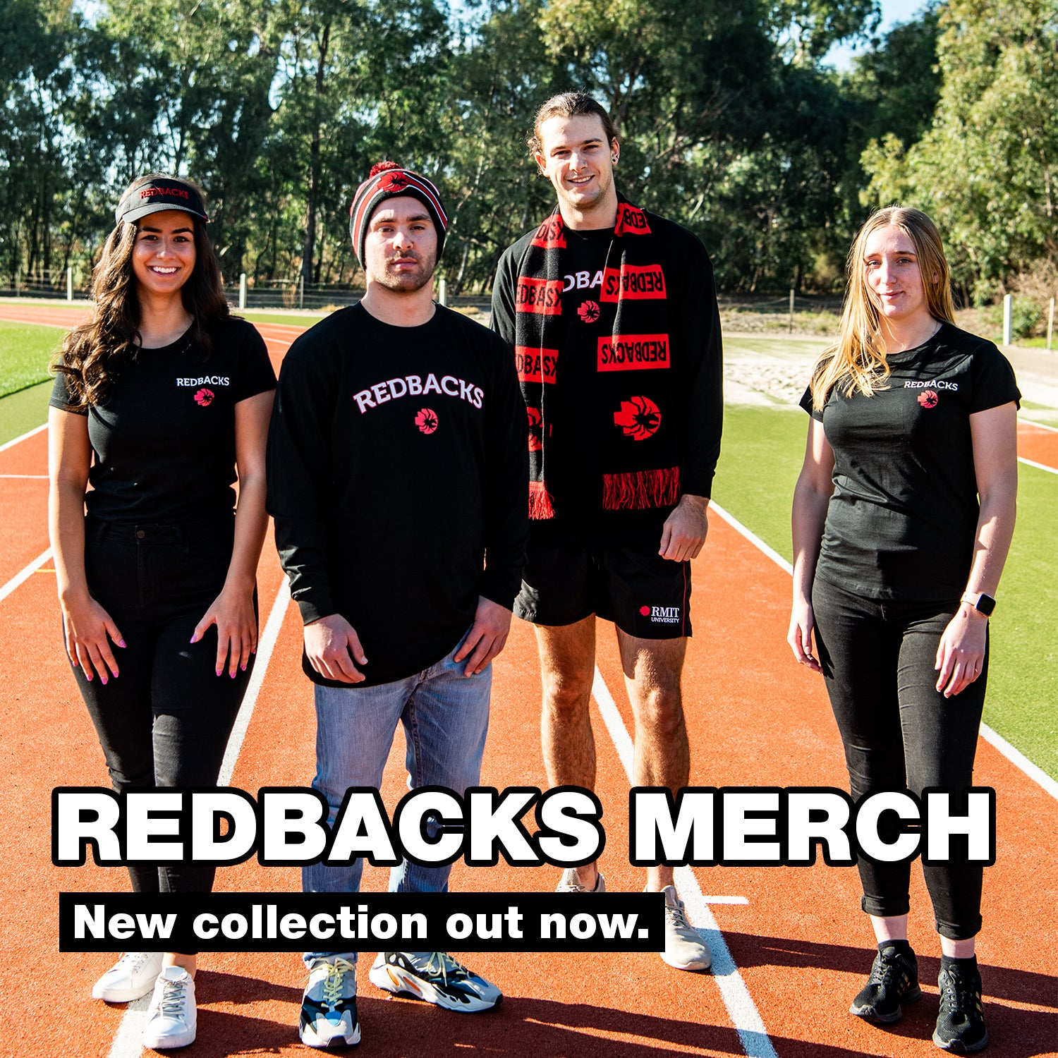 Redbacks Merch tile