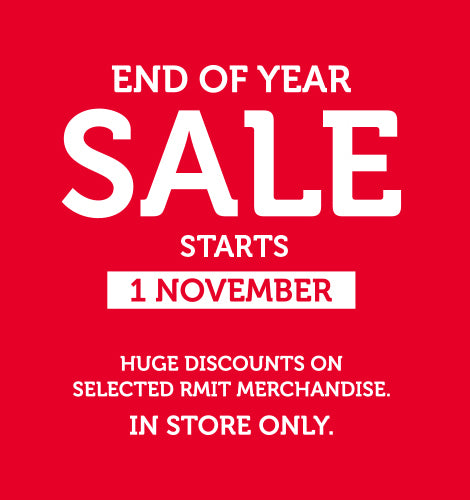 End of year sale tile