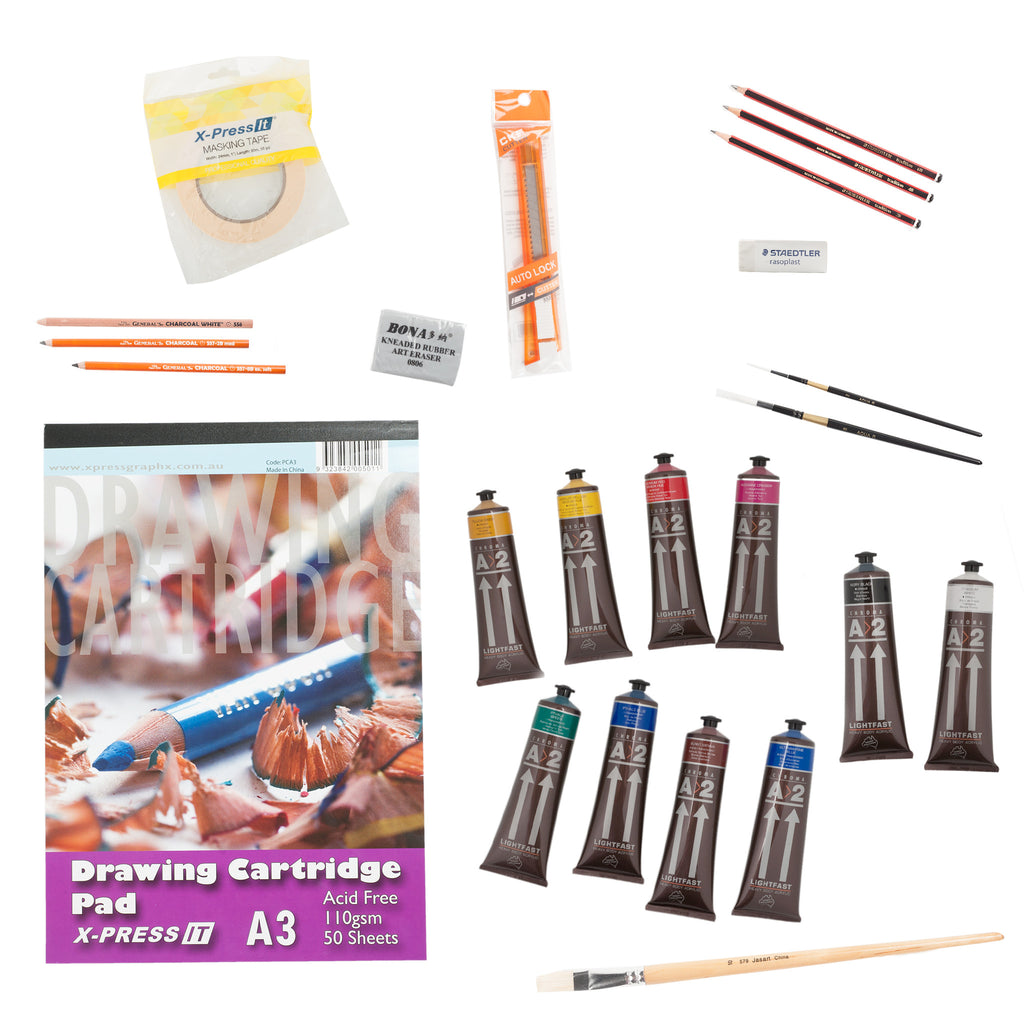 STUDENT KIT VCE STUDIO ARTS