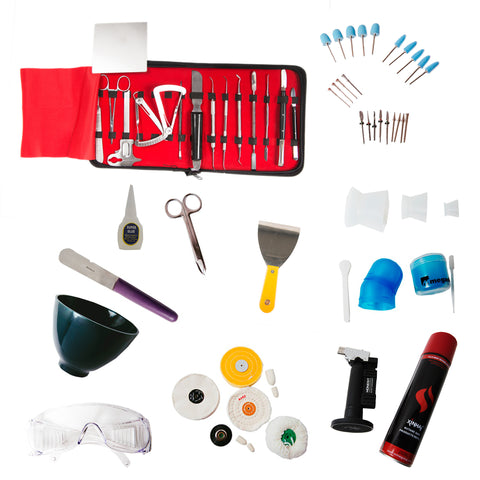 STUDENT KIT I C5312 A 1ST YEAR DIP DENTAL TECHNOLOGY APPRENTICES/NON APPRENTICES