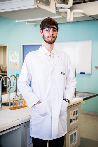 RMIT LAB COAT
