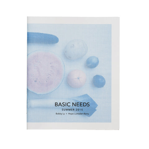 Basic Needs Cookbook