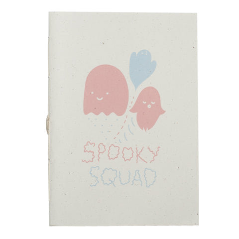 Spooky Squad Sketchbook