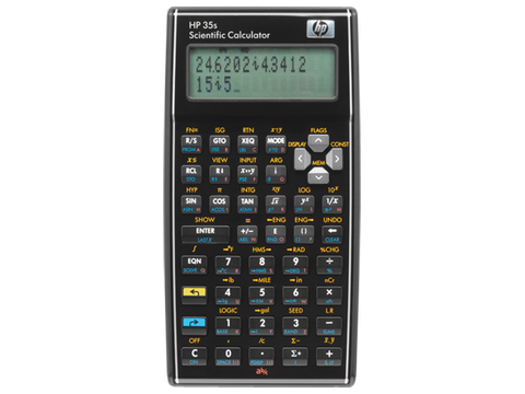 HP35S SCIENTIFIC CALCULATOR
