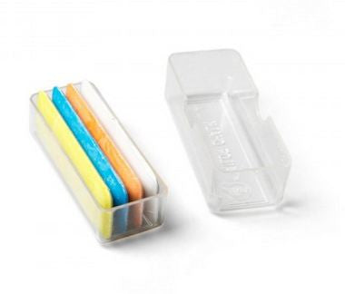 Tailors Chalk Assorted - 4 pieces per box