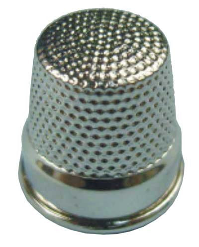 DOME TOP THIMBLE 17MM