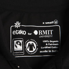 RMIT x Etiko Fair Trade Polo