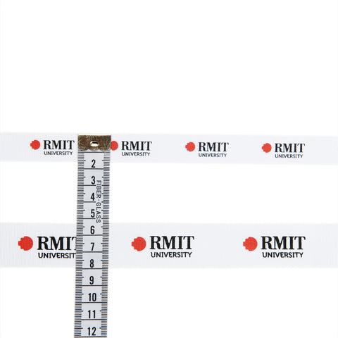 RMIT Grosgrain Ribbon 24mm wide (100mm each length)
