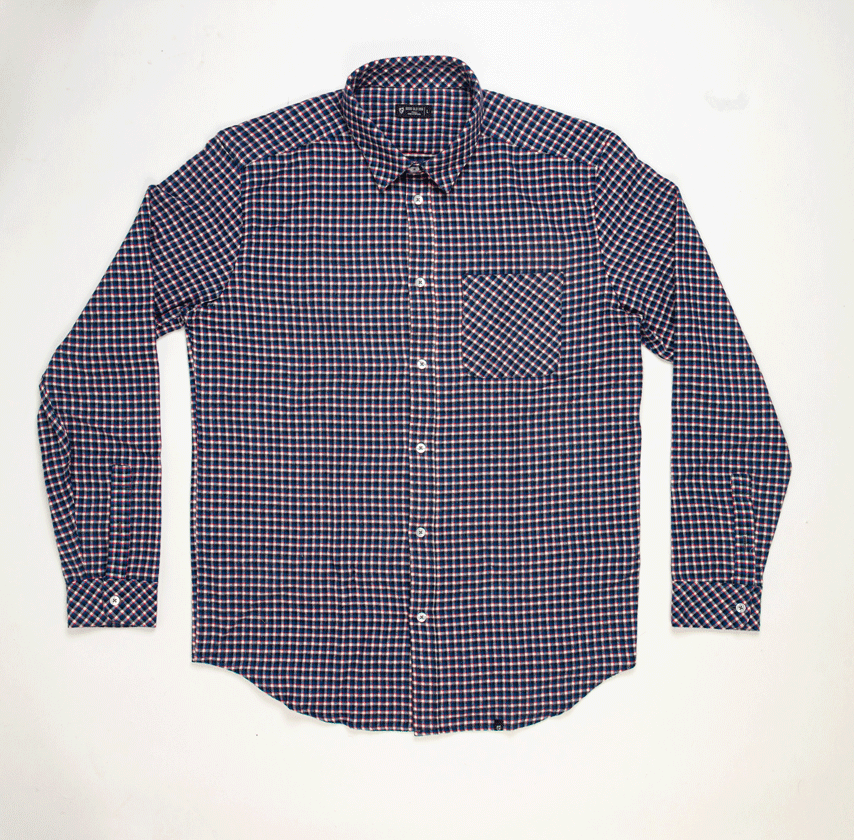 Flannel Blue