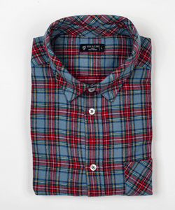 Light Blue Flannel