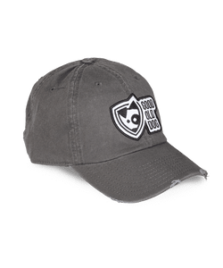 Trucker Destroyed Dark gray