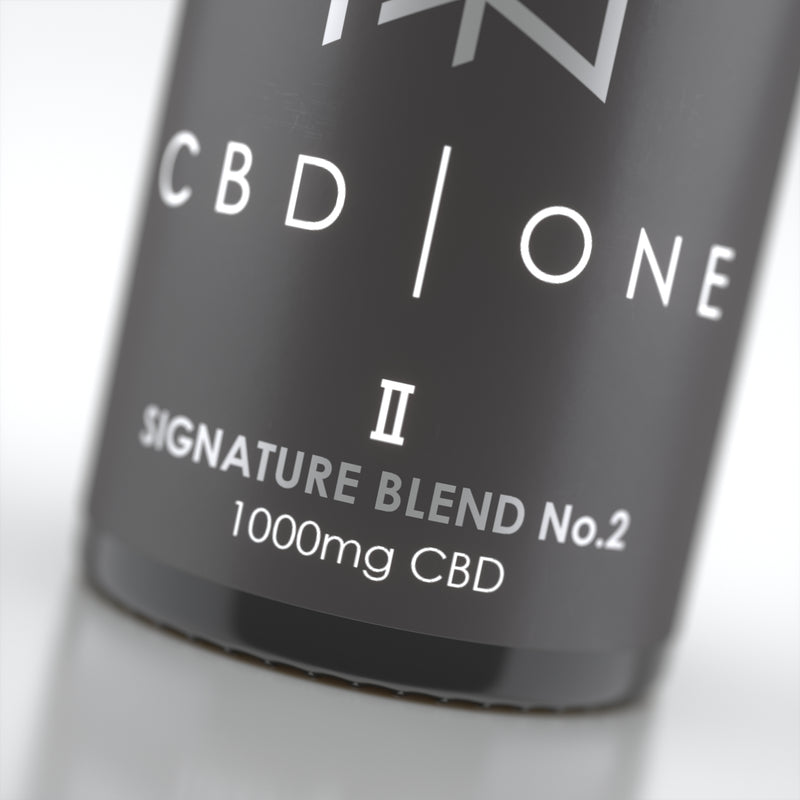 Signature Blend Oil No.2 10% / 1000mg 10ml