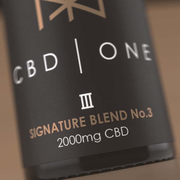 Signature Blend Oil No.3 20% / 2000mg 10ml