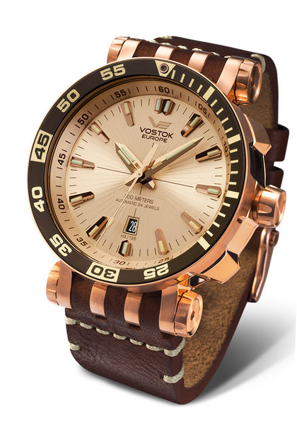 Energia Automatic 1575B281 with leather band