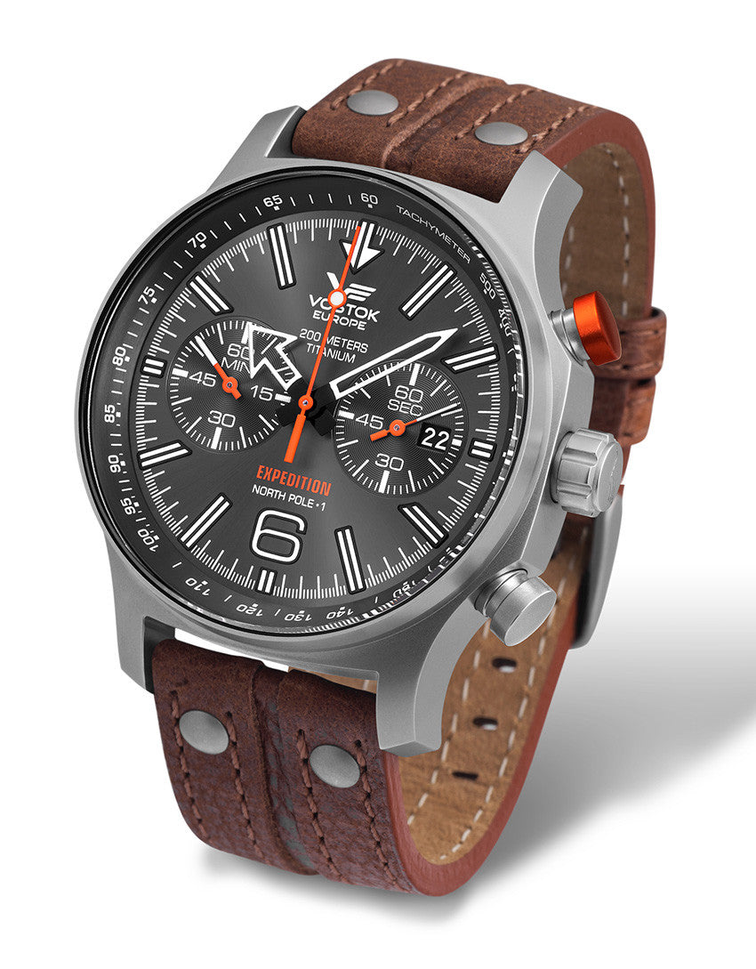 Expedition Grand Chrono Titanium 1595H298