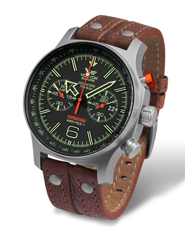 Expedition Grand Chrono Titanium 1595H299