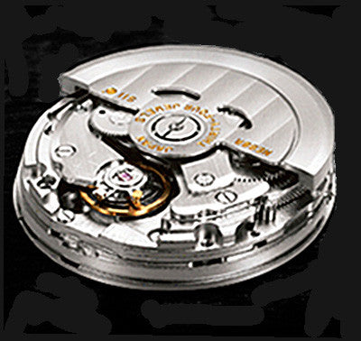 column-wheel automatic chronographic movement NE88 from SII (Japan)