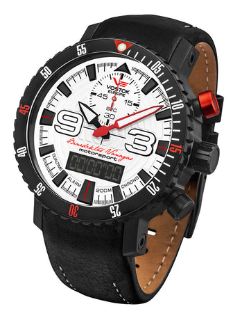 Mriya Multifunction Dakar Limited Edition 15554355 with leather strap