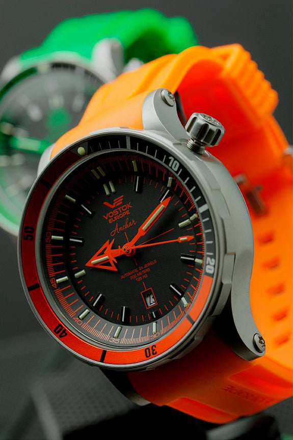 Vostok-Europe attention to detail