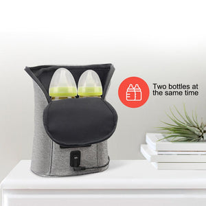 Portable Baby Bottle Warmer (Car port Connection)