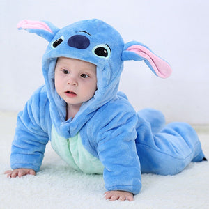 Super Soft Stitch Onesie