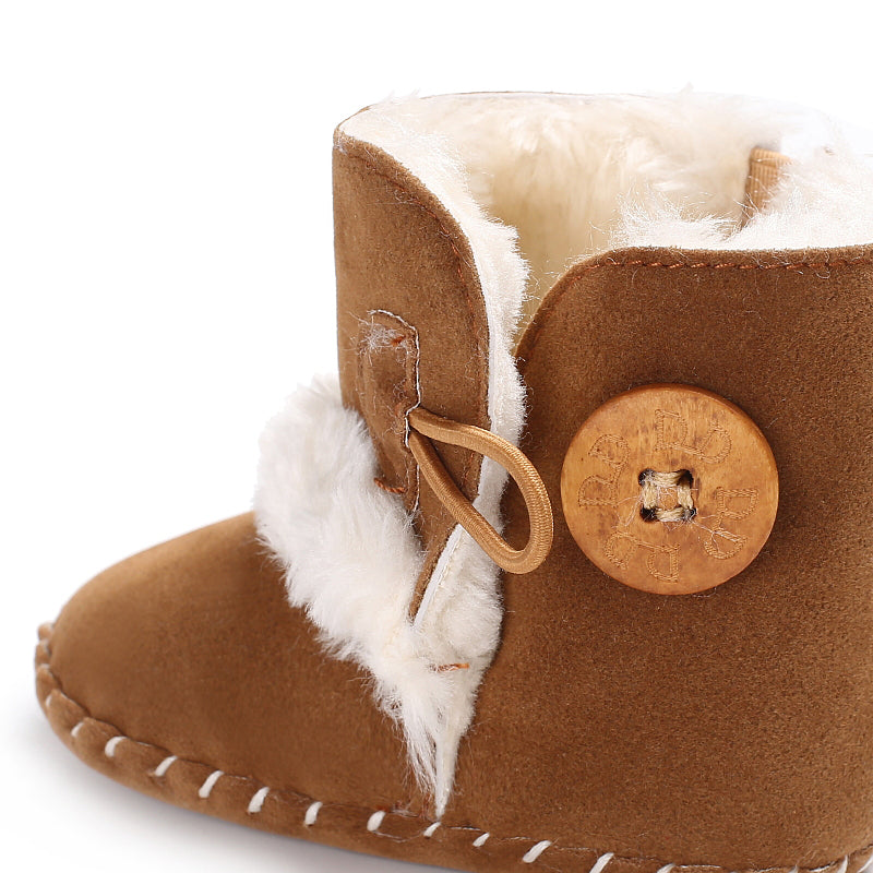 2020 Winter Booties - Brown