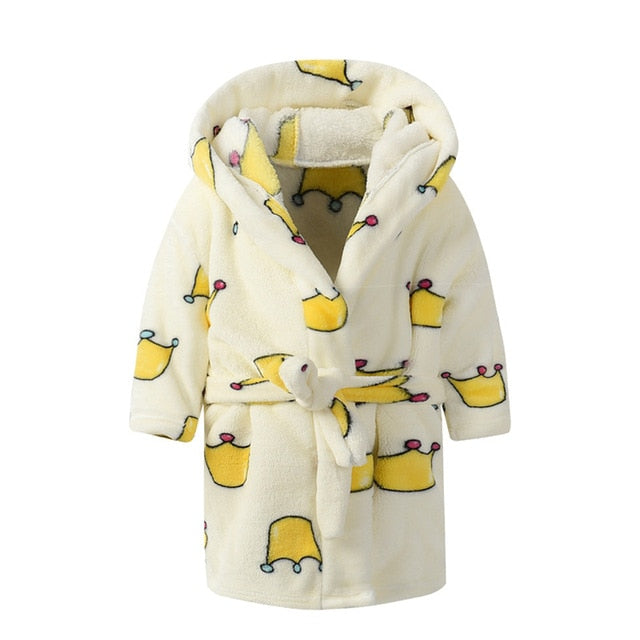 Ultra Soft Kids Robes - King