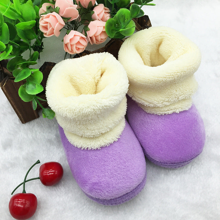 Soft Soul Winter Booties