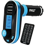 Bluetooth® FM Transmitter & Hands-Free Car Charger Kit