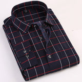 Long-Sleeved Casual Shirts For Men