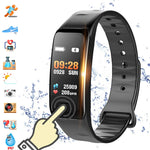 C1S Smart Bracelet Heart Rate Monitor Health FitnessTracker