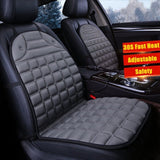 2Pcs Heated & Adjustable  Electric Heated Seat Car