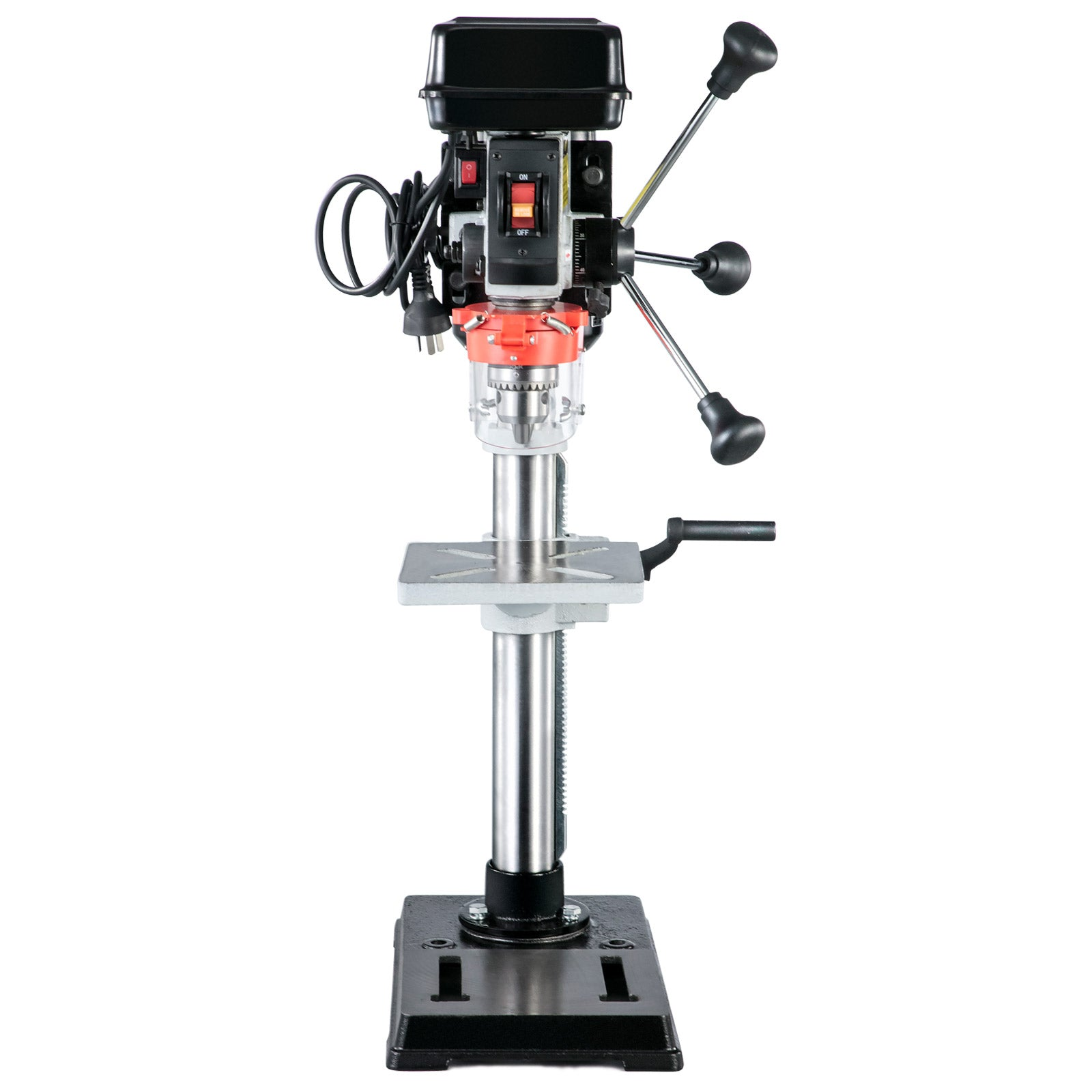 Bench Drill Press Drilling Machine 750w 1hp 4/5''(20mm) Adjustable Drill Table