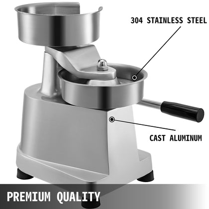 Burger Press Hamburger Patty Maker Smash Burger Press Patty Maker Factory Direct