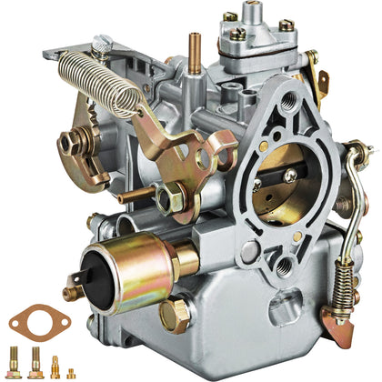 For Vw Beetle 34 Pict-3 Carburetor 113 129 031 K With Hardware Dual Port 1600