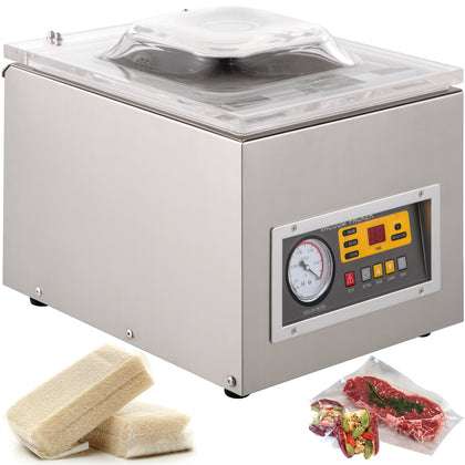 Vacuum Sealing Machine Commercial Packeting Adjustable Electric Kitchen Tools