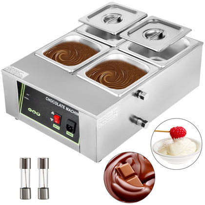 Electric Chocolate Melting Machine Maker