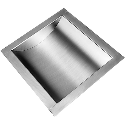Stainless Steel Drop-in Deal Tray 8
