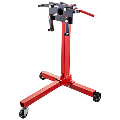 Engine Stand Motor Stand 750lb Capacity Rotating Automotive Tools In Steel
