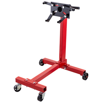 Engine Stand Motor Stand 1000lb Capacity Rotating Automotive Tools In Steel