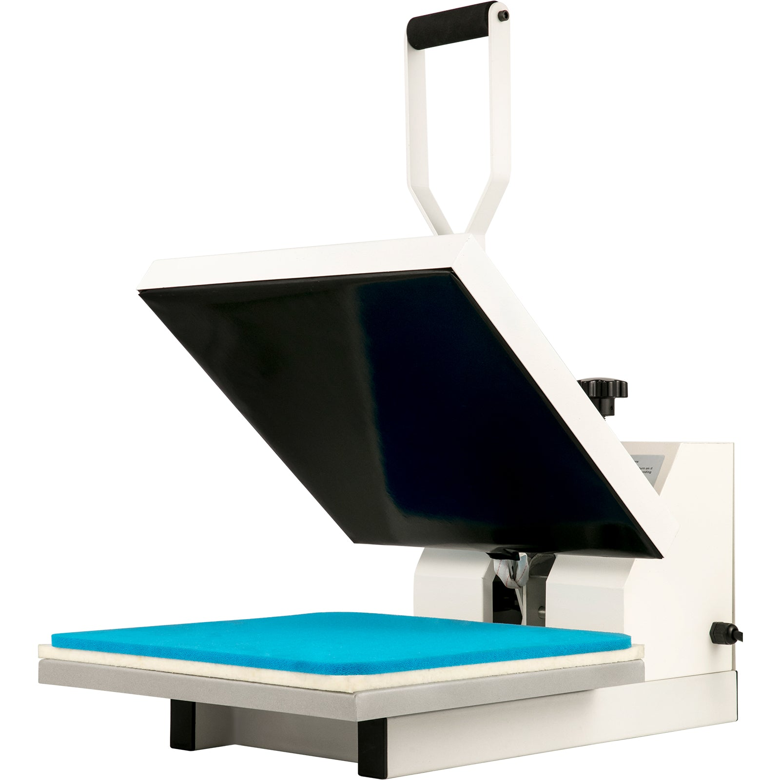 Heat Press Sublimation Machine 15 X 15 Inch White T-shirt Printing Machine Press
