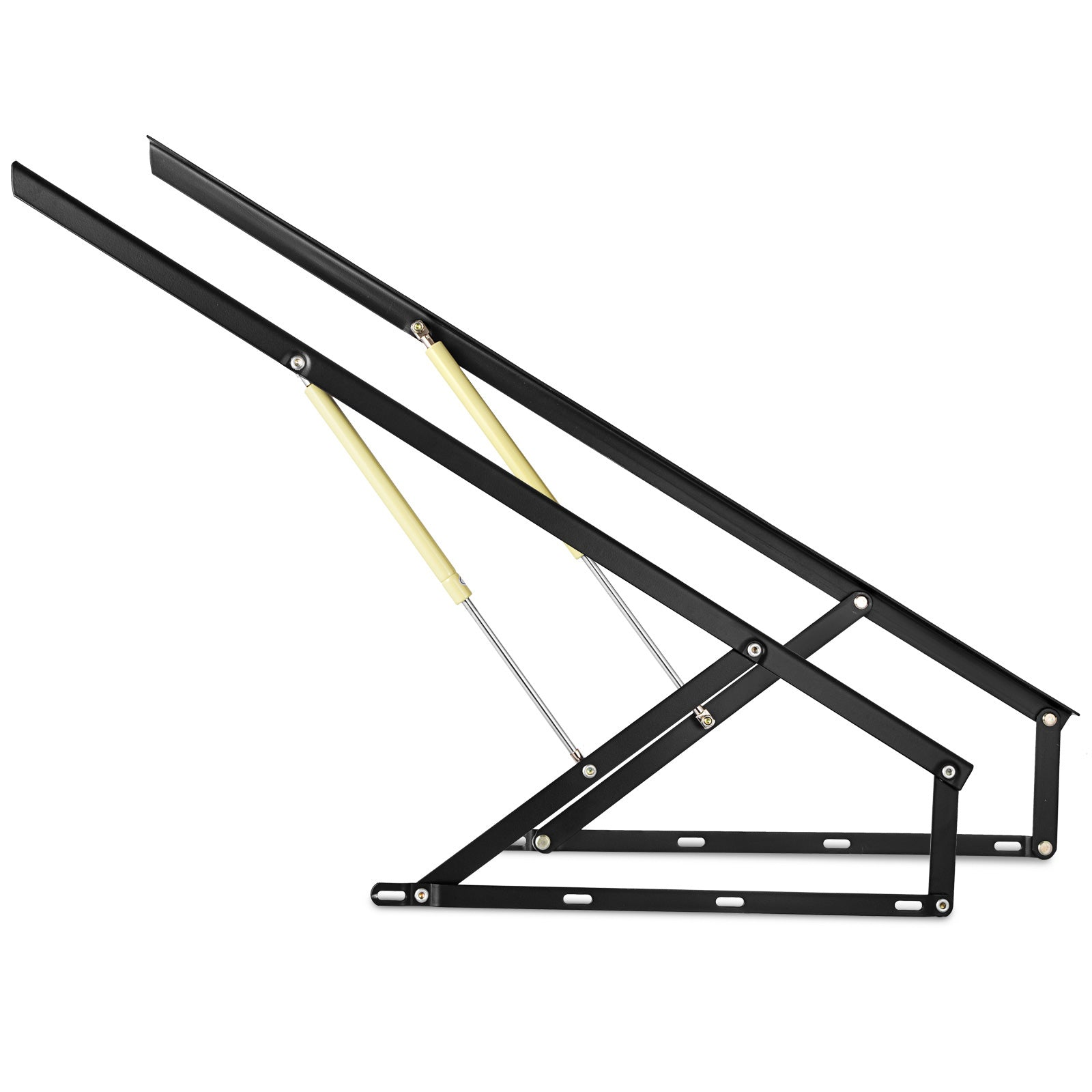 "48"" Bed Lift Hydraulic Mechanisms Kits For Sofa Bed Heavy Duty Modern Home"