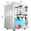 20l/h Frozen Hard Ice Cream Machine 1400w Lcd Display Commercial Yogurt 220v