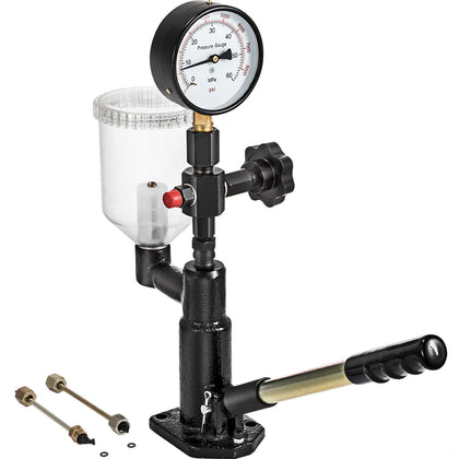 Diesel Injector Nozzle Pop Pressure Tester, Genuine 'ag Precision' - Economical