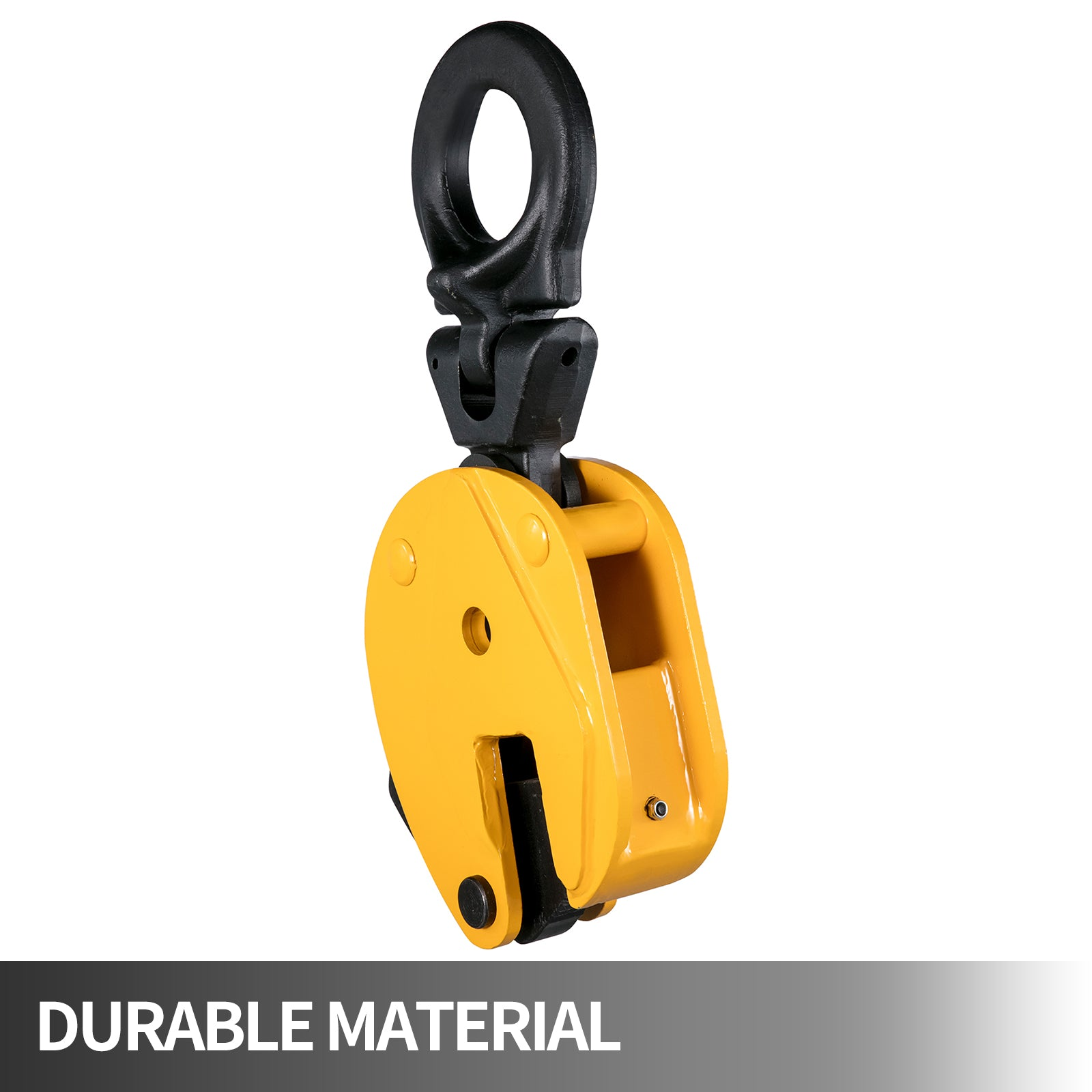Lifting Clamp Vertical Plate Clamp 6600lbs/3t Industrial Steel Plate Clamp