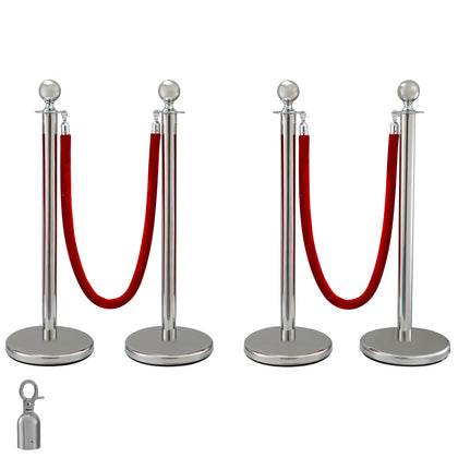 Crowd Control Stanchion 4 X 37.8