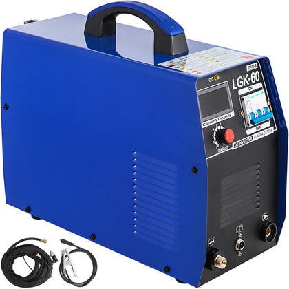 Cut-60 60amp Pilot Arc Air Plasma Cutter Inverter Machine Max.20mm Hf Non-touch