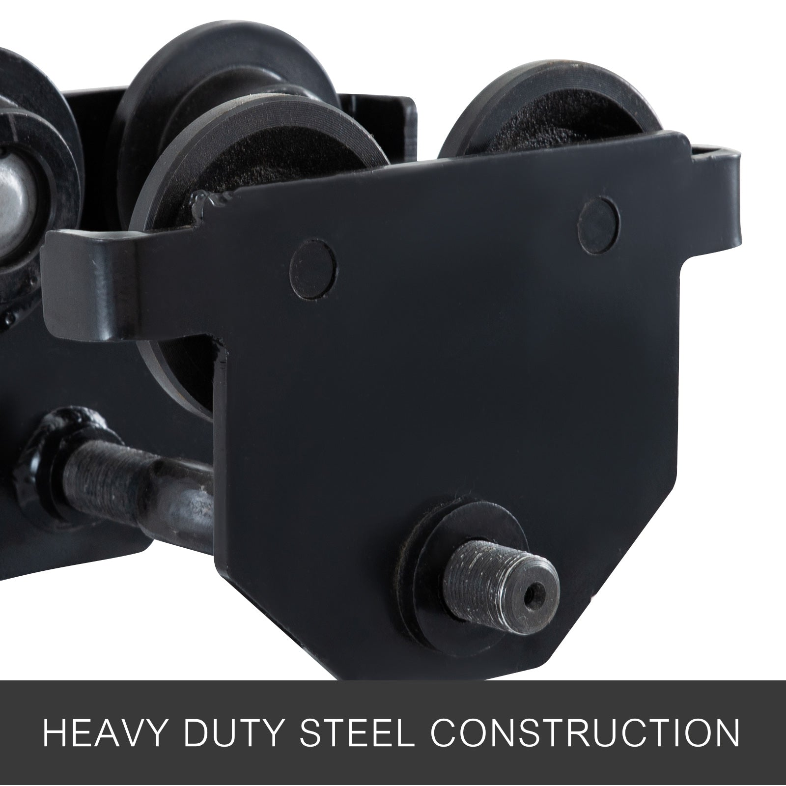 Heavy Duty Manual 0.5t Capacity Push Beam Trolley